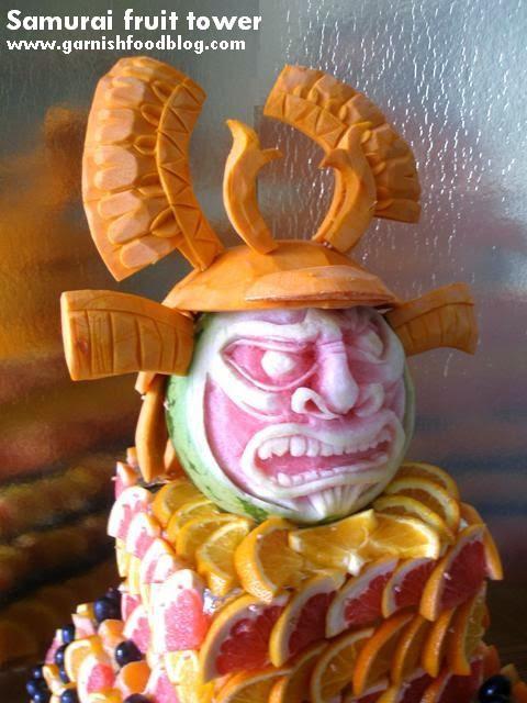 samurai helmet pumpkin carving