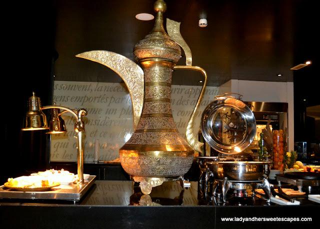 Medley Restaurant in Pullman Dubai Deira City Centre