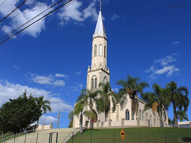 Paróquia Sagrado Coração de Jesus - Colônia Murici