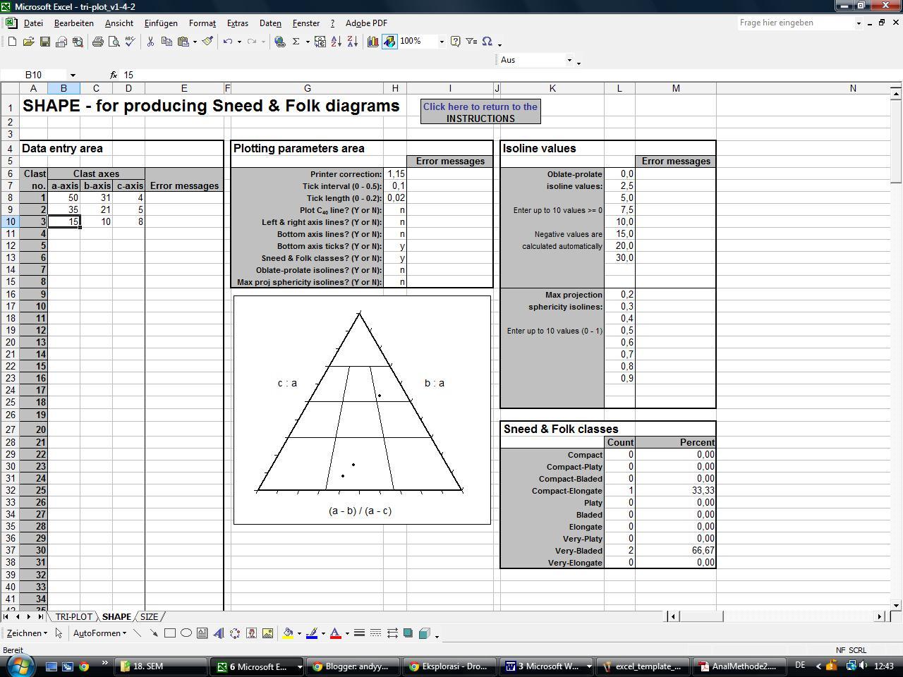 Menentukan rumus kimia mineral dan mengeplot ke diagram ternary link 3 tri plot excel saya menggunakan link ini memungkinkan untuk memodifikasi ccuart Image collections