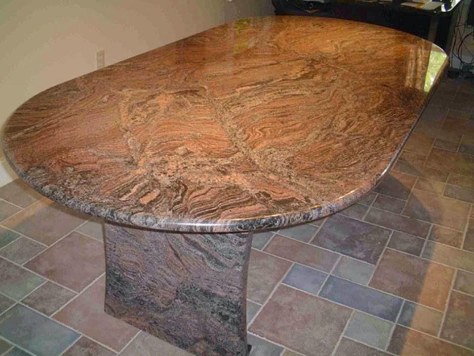 Small Granite Kitchen Table