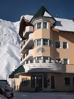 Hotel Apenaussicht, Obergurgl