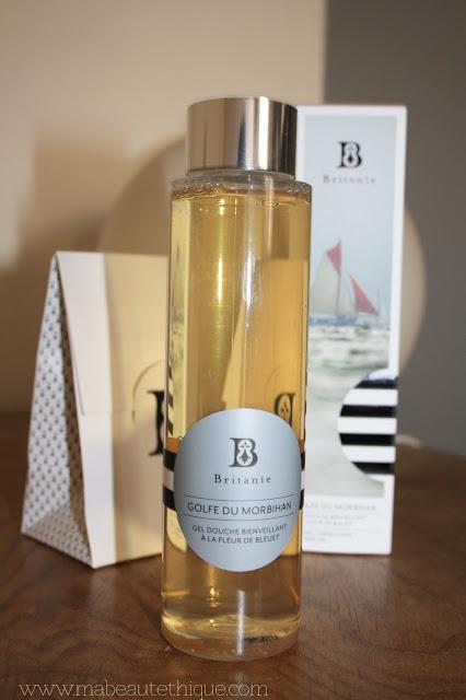 britanie marque biologique produits naturels bretagne mer gel douche golfe morbihan