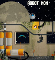 Robot Mom walkthrough.