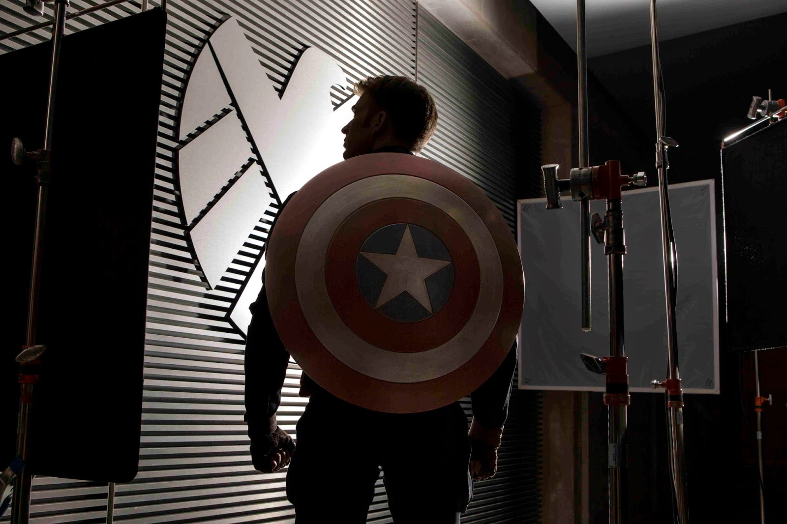 Hello, Tailor: Captain America: The Winter Soldier, Part 1 ...
