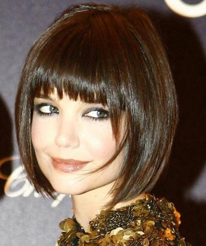 15 cortes de pelo para media melena que adorarás llevar  - Melena Corta Con Flequillo