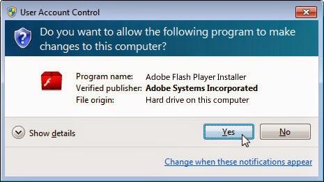برنامج flash player للكمبيوتر