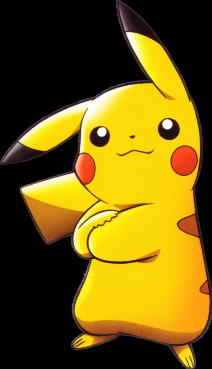 Pok 233 Mon Mythology Pikachu