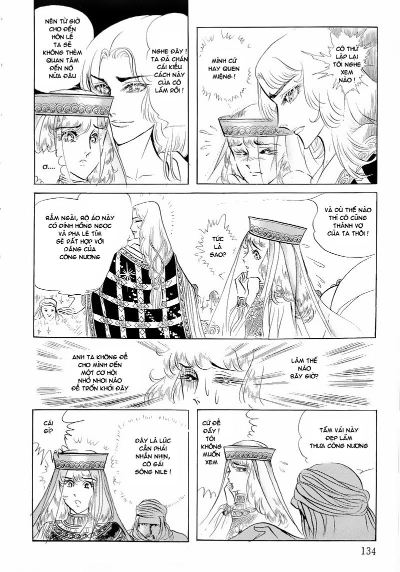 Nữ Hoàng Ai Cập-Ouke no Monshou chap 54 Trang 12 - Mangak.info
