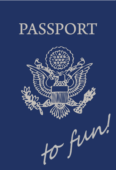 fun passport template robyn 39 s nest diy passport to fun