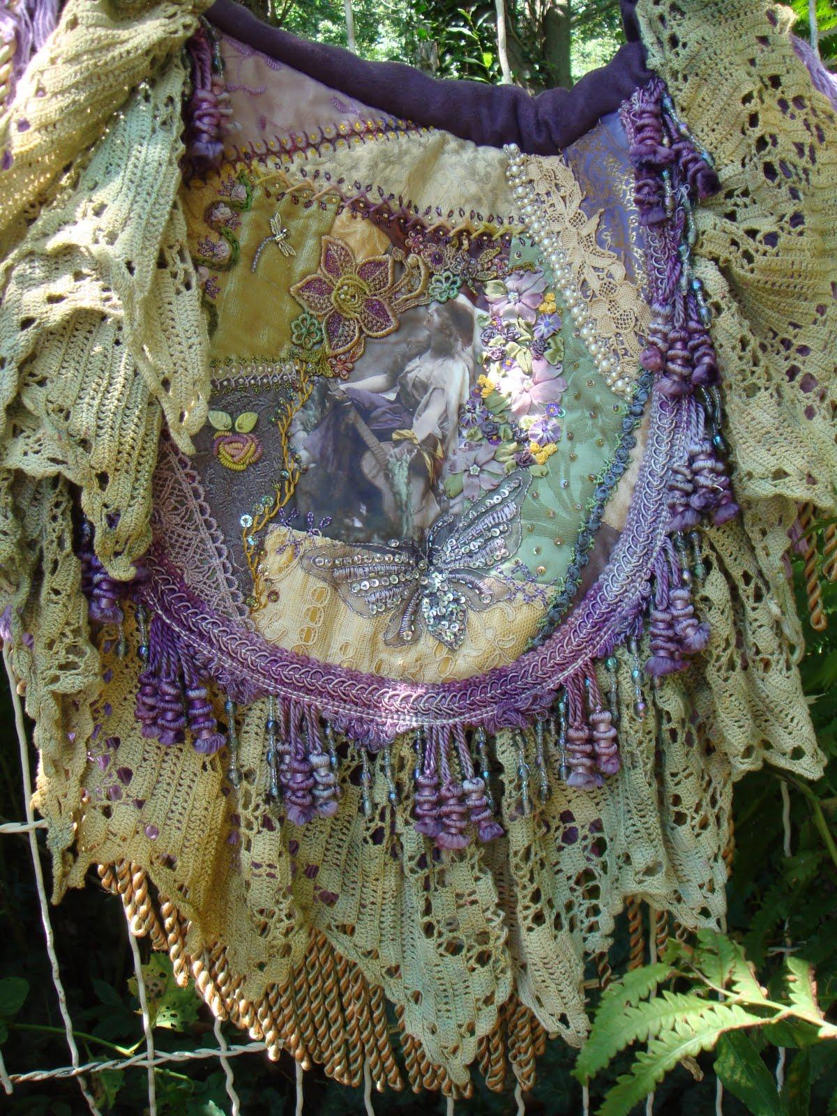 Текстильный бохо-стиль своими руками 62