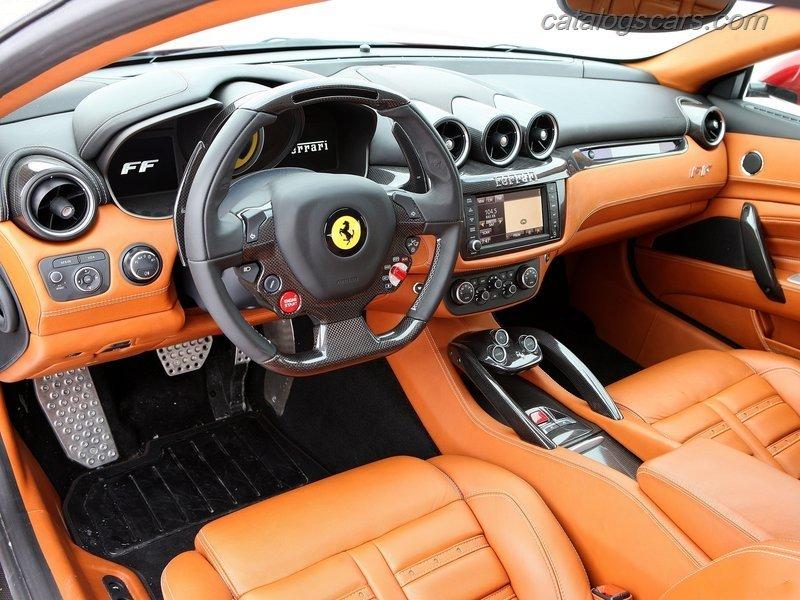 صور سيارة فيرارى FF 2014 - اجمل خلفيات صور عربية فيرارى FF 2014 - Ferrari FF Photos Ferrari-FF-2012-38.jpg