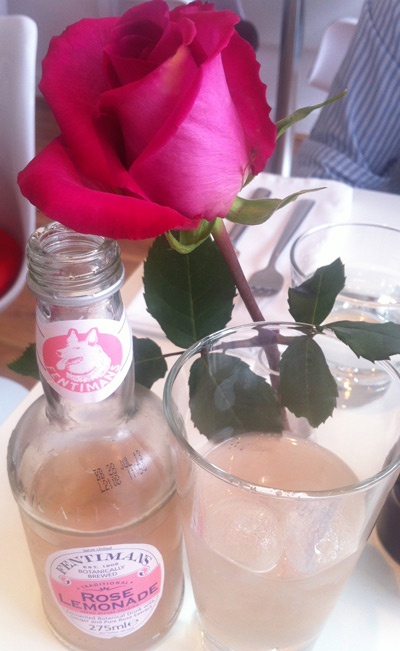 The Rose Garden Didsbury - Rose Lemonade