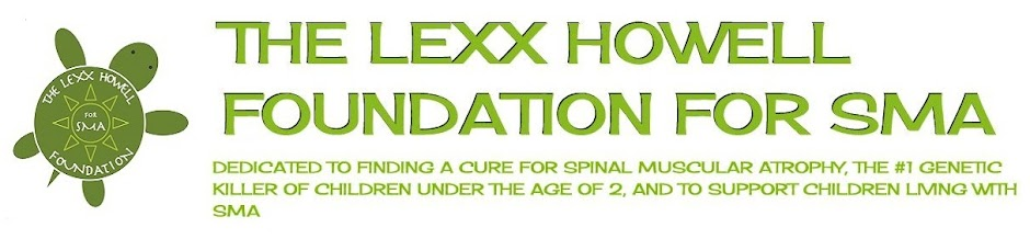 THE LEXX HOWELL FOUNDATION FOR SMA