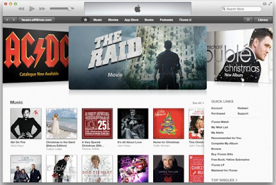 iTunes Store Indonesia