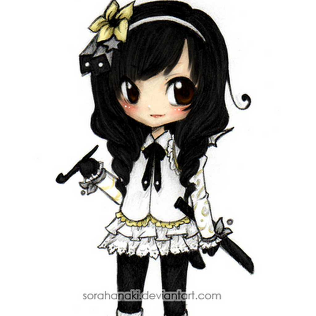 Anime Chibi Drawing Eyes