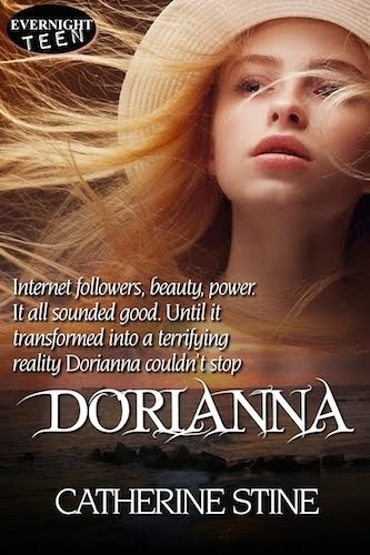 DORIANNA, my YA horror is OUT!