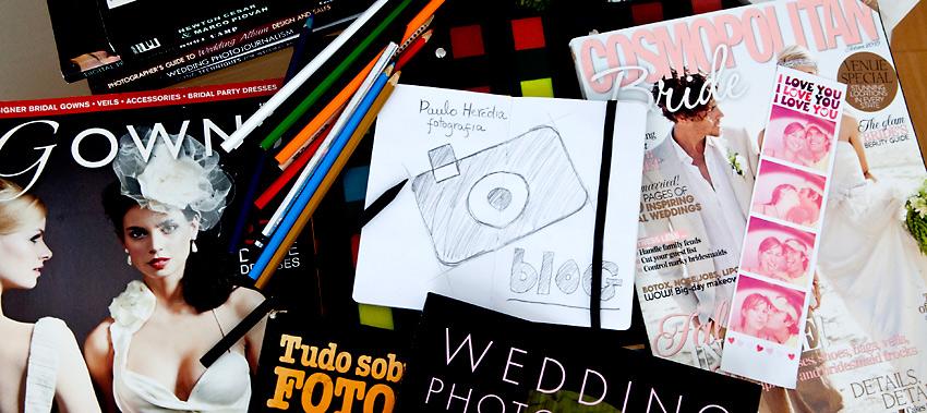 Paulo Herédia - Fotógrafo de casamento