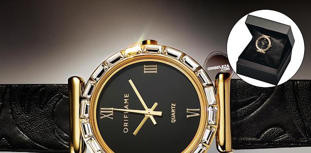 Relógio Elegant Business para Ela da Oriflame