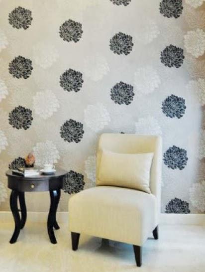 ... wallpaper sebagai pelapis dinding jika anda ingin memasang wallpaper