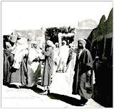 """صور قديمة لمدينة """"قمار""""  بوادي سُوف قبيل الاستقلال 1956 - 11957"""