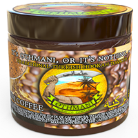 OTHMANI 'TURKISH COFFEE' HOOKAH SHISHA DOKHA TOBACCO