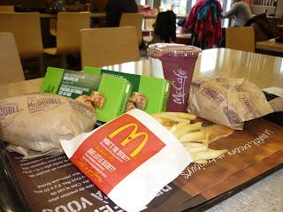 Binge day McDonald