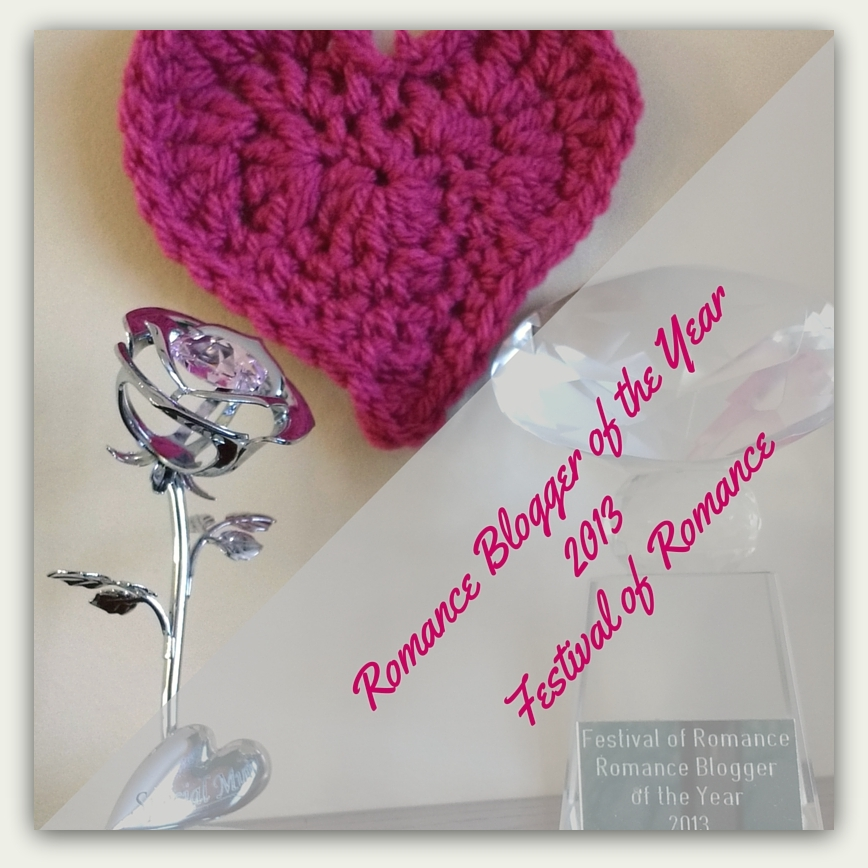 Romance Blogger of the Year 2013