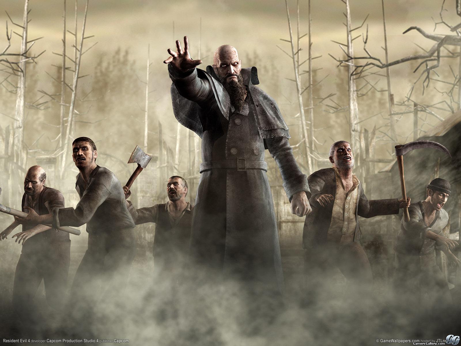 Análise : Resident Evil 4 HD (PS3,XBOX360)