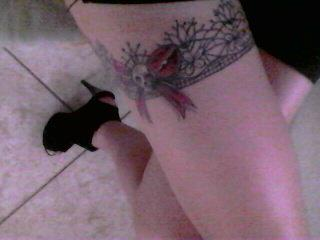 Tatuada Daiane Moura