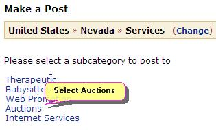 Select Auctions