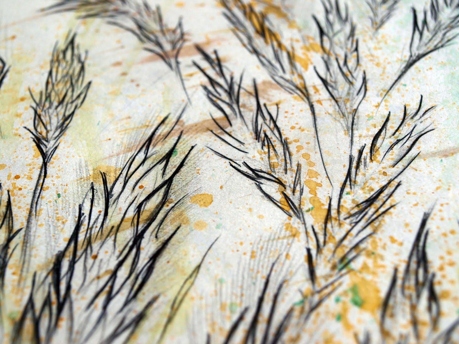 Wheat DrawingWheat Drawing