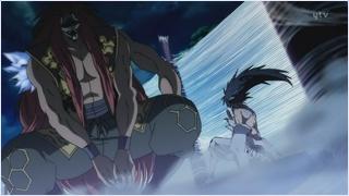 ริคุโอะ vs ซึจิงุโมะ