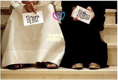 perkahwinan cara islam