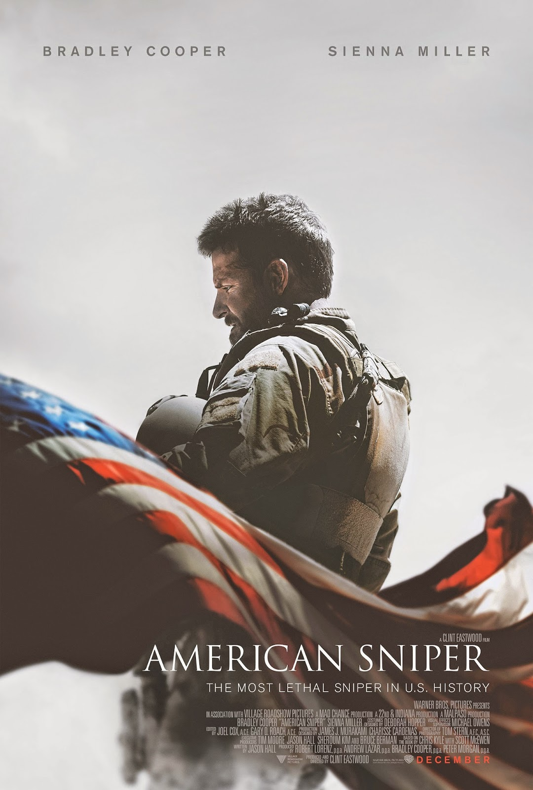 American Sniper (2014) DVDScr tainies online oipeirates