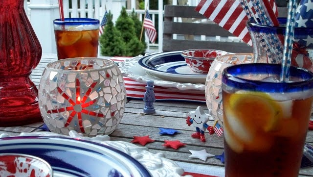 Patriotic Tables