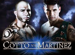 BOXING: Miguel Cotto vs Sergio Martinez (Full Fight)