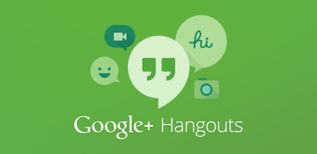 hangouts replaces gtalk