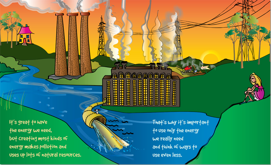 Science projects on environmental pollution essay
