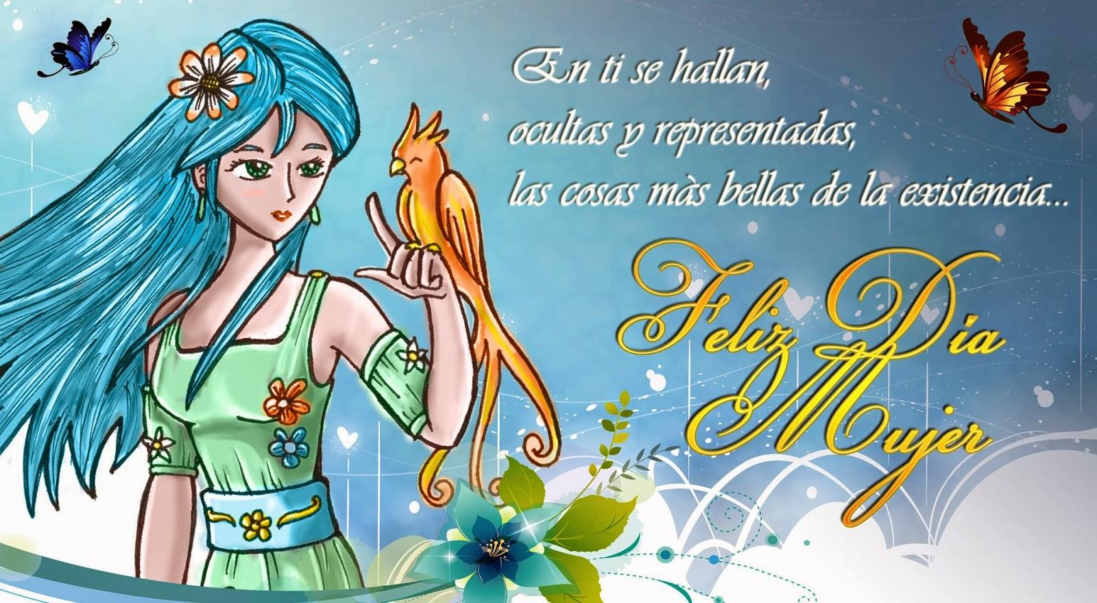 Imagenes Feliz Dia De La Mujer