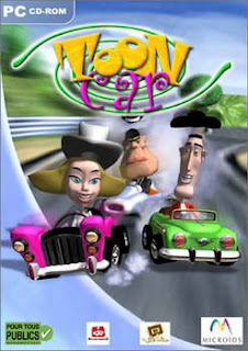 Download Toon Car PC Game