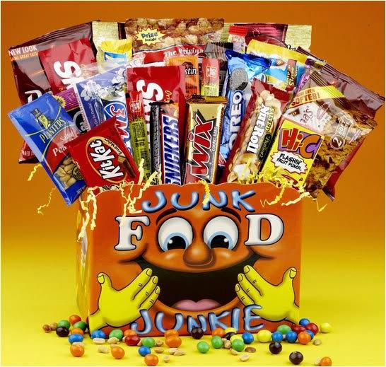 Bahaya Mengkonsumsi Makanan Ringan Bagi Kesehatan