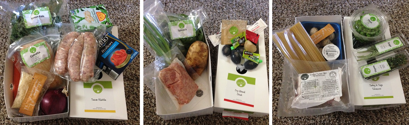 Food Hellofresh A Weekly Food Delivery Service