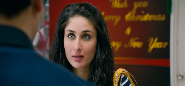 Screen Shot Of Hindi Movie Ek Main Aur Ekk Tu (2012) Download And Watch Online Free At World4ufree.Org