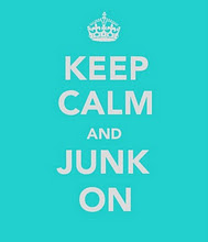 Keep Calm and Junk On