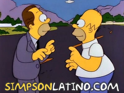Los Simpson 2x15
