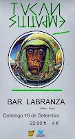 TUCÁN no Bar Labranza