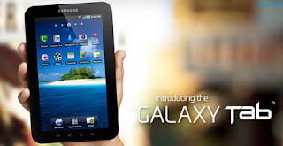 Samsung Galaxy Tab Official Live Demo published