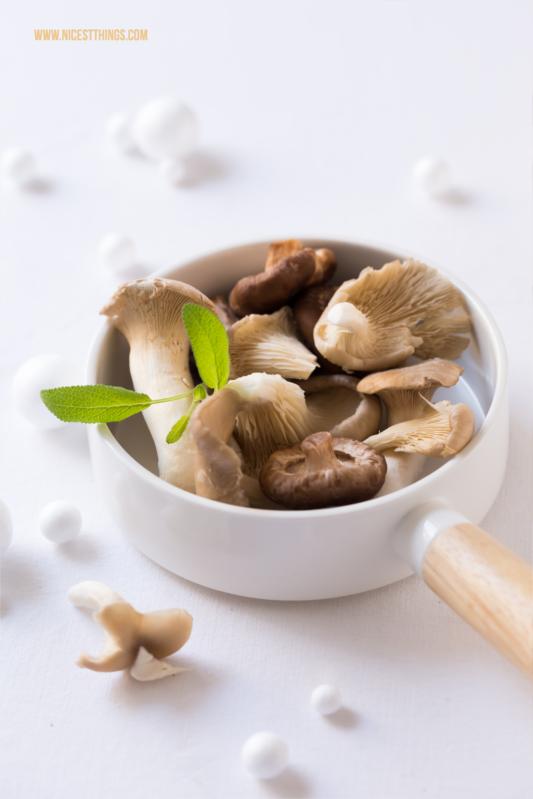 Mushrooms Food Photography