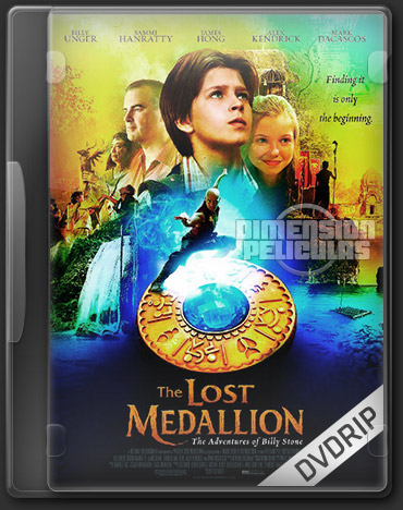 The Lost Medallion: The Adventures of Billy Stone (DVDRip Ingles Subtitulada) (2013)